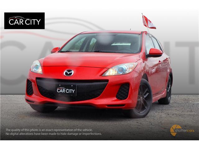 2012 Mazda Mazda3 Sport GS-SKY (Stk: 2636) in Ottawa - Image 1 of 20
