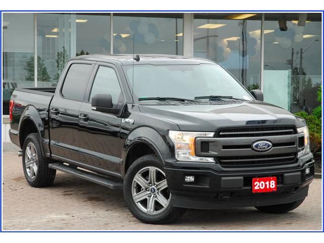 2018 Ford F-150 XLT (Stk: D93980AX) in Kitchener - Image 2 of 15