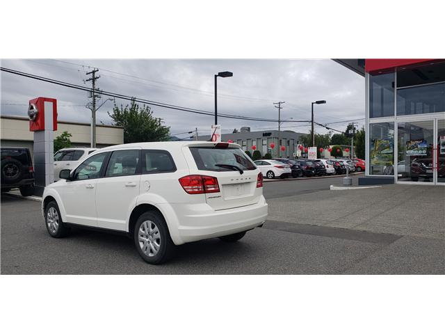 2015 Dodge Journey CVP/SE Plus (Stk: 9P7640A) in Duncan - Image 1 of 4