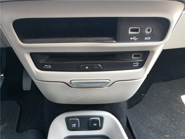 2018 Chrysler Pacifica Touring-L Plus (Stk: 15061) in Fort Macleod - Image 11 of 21
