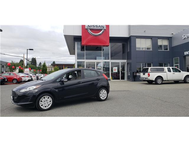 2014 Ford Fiesta SE (Stk: 9K2891A) in Duncan - Image 1 of 4