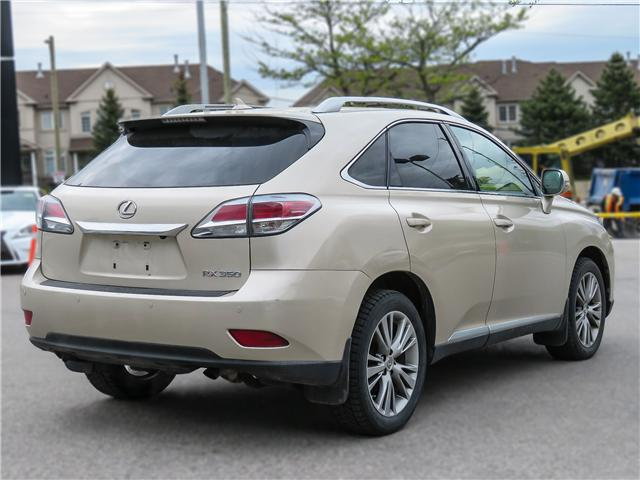2013 Lexus RX 350 Base (Stk: 12171G) in Richmond Hill - Image 4 of 19