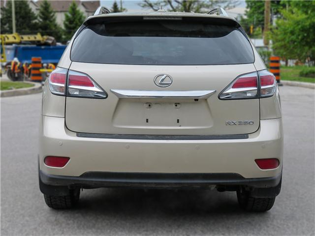 2013 Lexus RX 350 Base (Stk: 12171G) in Richmond Hill - Image 5 of 19