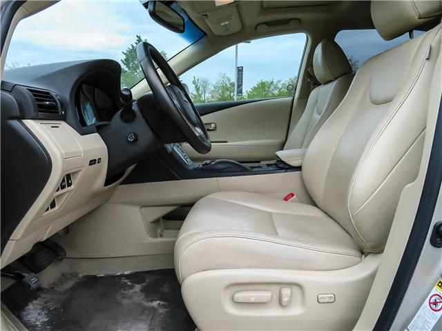 2013 Lexus RX 350 Base (Stk: 12171G) in Richmond Hill - Image 8 of 19