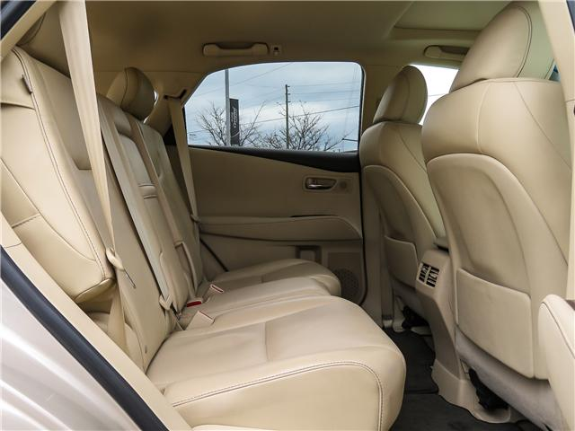 2013 Lexus RX 350 Base (Stk: 12171G) in Richmond Hill - Image 13 of 19