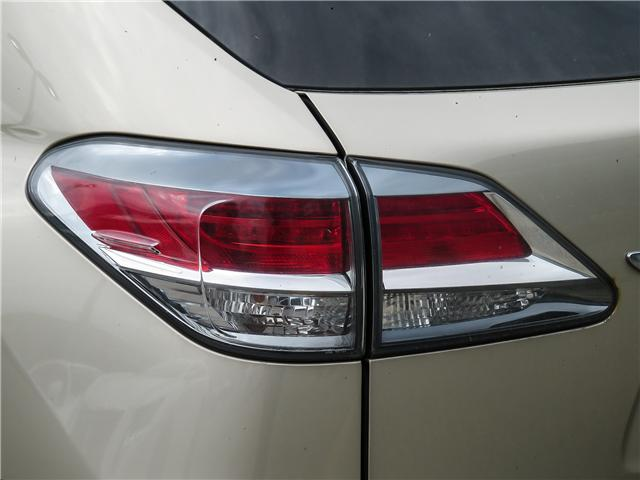 2013 Lexus RX 350 Base (Stk: 12171G) in Richmond Hill - Image 15 of 19