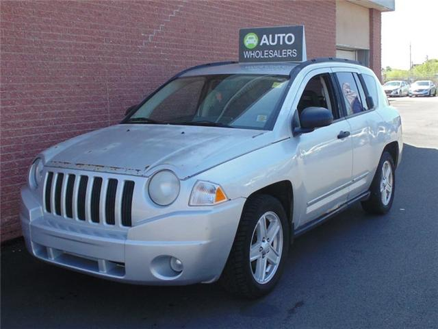 2008 Jeep Compass Sport/North (Stk: SUB1968TA) in Charlottetown - Image 1 of 6