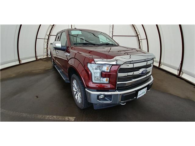2017 Ford F-150 Lariat (Stk: IU1378) in Thunder Bay - Image 1 of 4