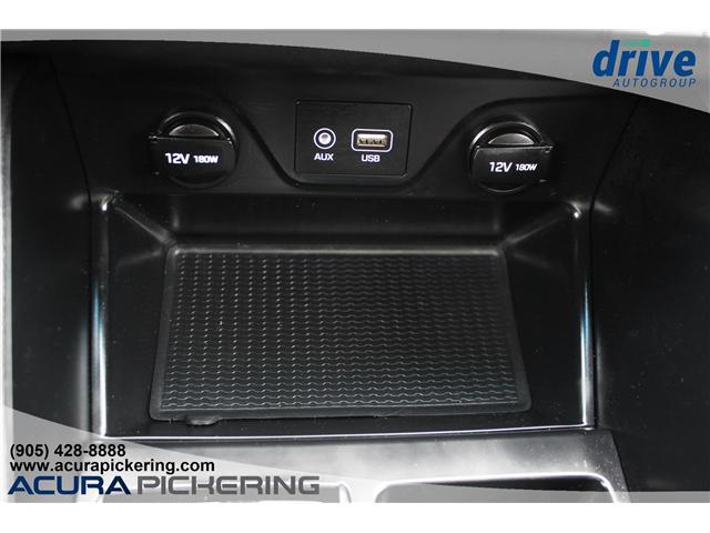 2018 Hyundai Tucson SE 2.0L (Stk: AP4865R) in Pickering - Image 17 of 30