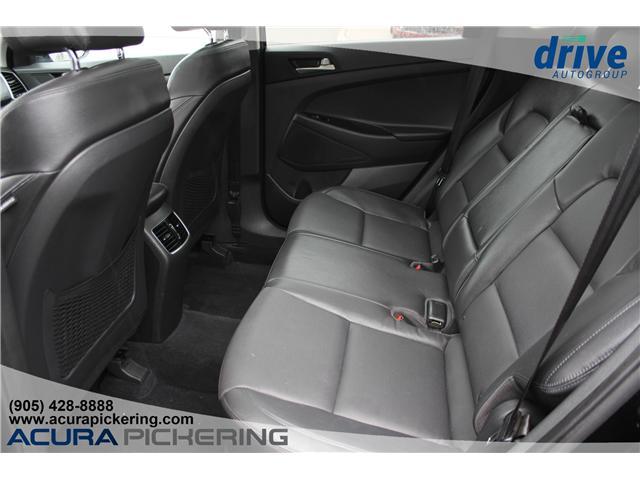 2018 Hyundai Tucson SE 2.0L (Stk: AP4865R) in Pickering - Image 24 of 30