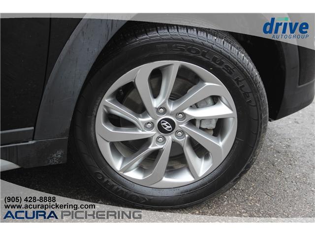 2018 Hyundai Tucson SE 2.0L (Stk: AP4865R) in Pickering - Image 27 of 30