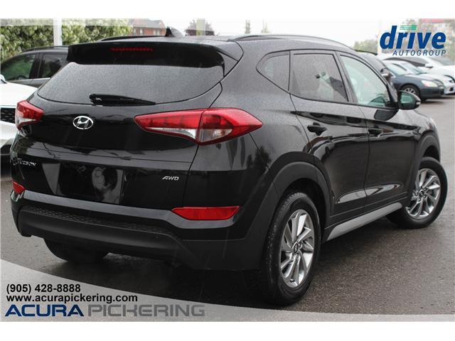 2018 Hyundai Tucson SE 2.0L (Stk: AP4865R) in Pickering - Image 7 of 30