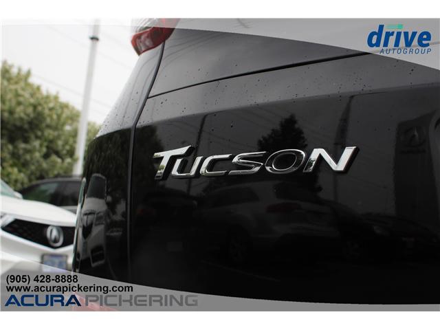 2018 Hyundai Tucson SE 2.0L (Stk: AP4865R) in Pickering - Image 28 of 30
