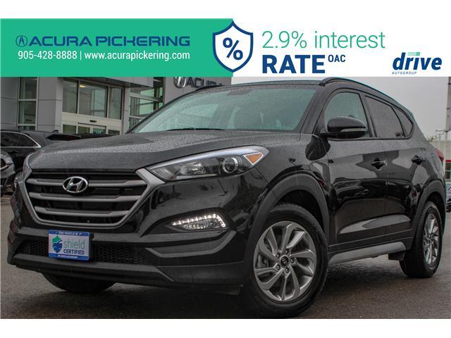2018 Hyundai Tucson SE 2.0L KM8J3CA46JU739460 AP4865R in Pickering