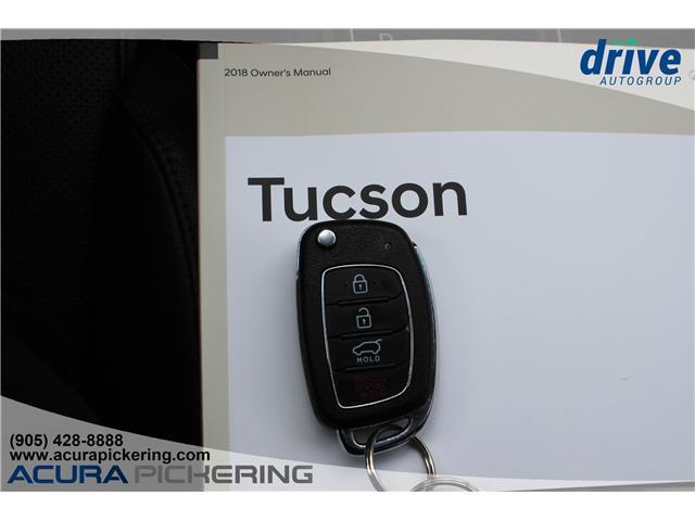 2018 Hyundai Tucson SE 2.0L (Stk: AP4865R) in Pickering - Image 30 of 30