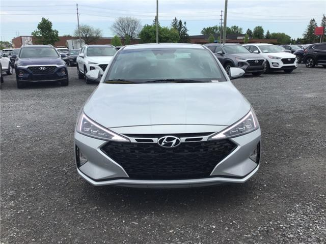 2019 Hyundai Elantra Sport (Stk: R96005) in Ottawa - Image 2 of 11