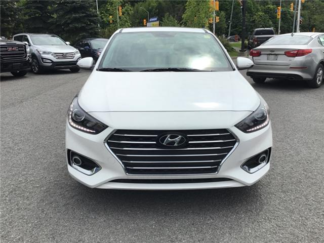 2019 Hyundai Accent Ultimate (Stk: R95557) in Ottawa - Image 2 of 11