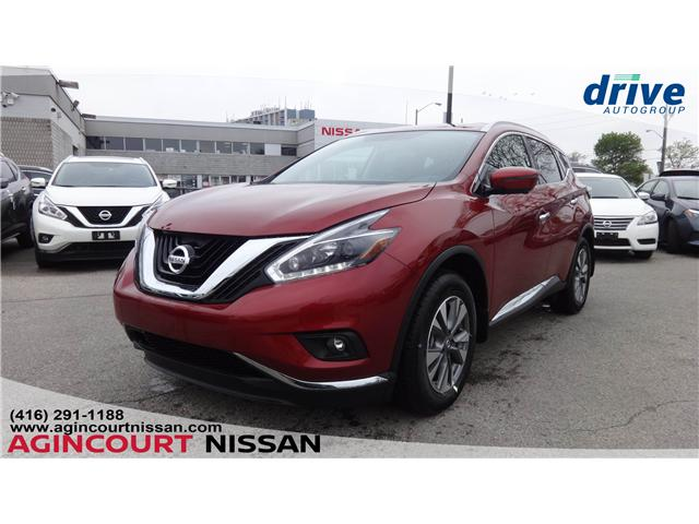 2018 Nissan Murano SL (Stk: U12530) in Scarborough - Image 1 of 26