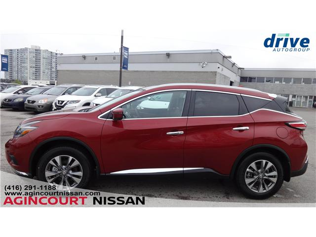 2018 Nissan Murano SL (Stk: U12530) in Scarborough - Image 2 of 26