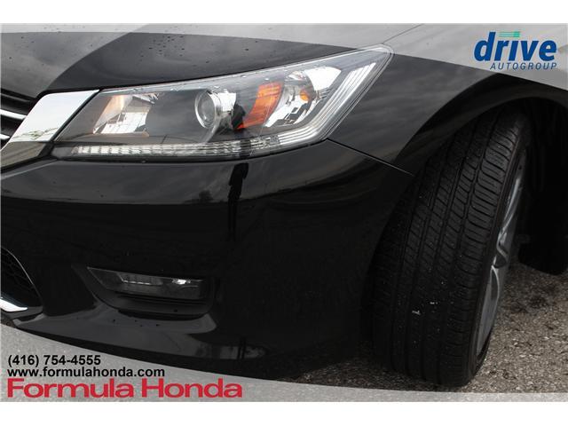 2015 Honda Accord Sport (Stk: B11212) in Scarborough - Image 26 of 28