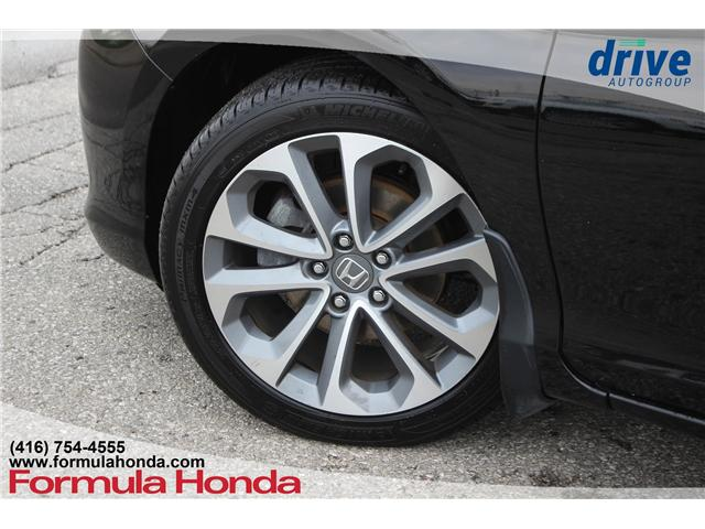 2015 Honda Accord Sport (Stk: B11212) in Scarborough - Image 27 of 28