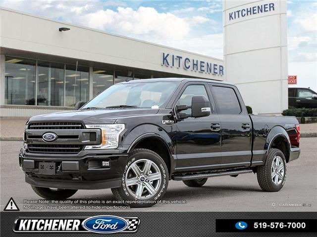 2019 Ford F-150 XLT (Stk: 9F4180) in Kitchener - Image 1 of 27
