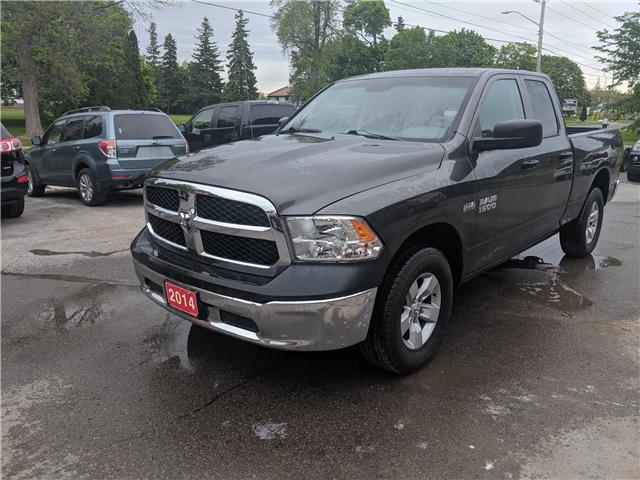 2014 RAM 1500 ST (Stk: ) in Cobourg - Image 1 of 12