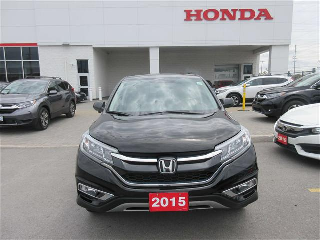 2015 Honda CR-V EX-L (Stk: 27151A) in Ottawa - Image 2 of 13