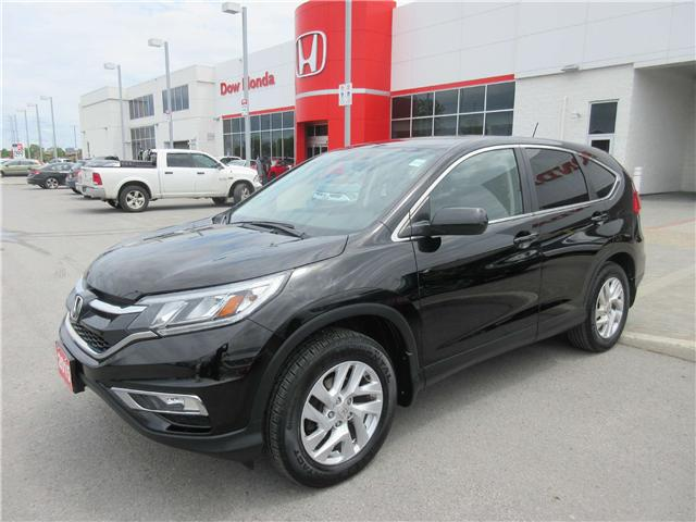 2015 Honda CR-V EX-L (Stk: 27151A) in Ottawa - Image 1 of 13