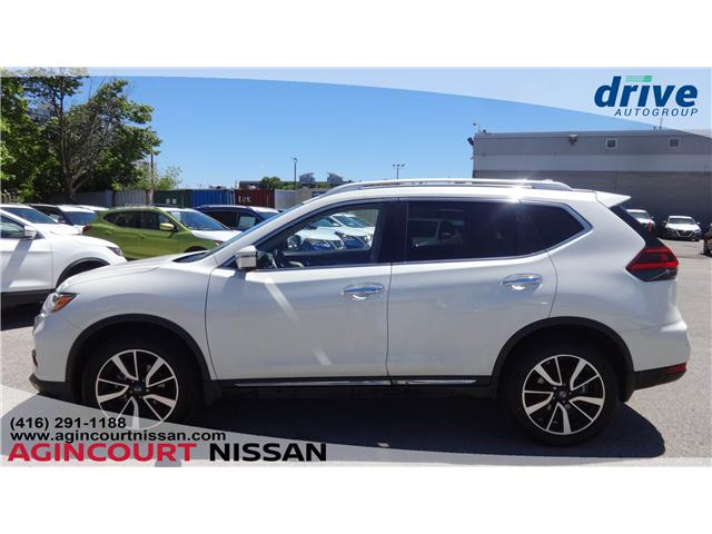 2018 Nissan Rogue SL w/ProPILOT Assist (Stk: U12532) in Scarborough - Image 2 of 26