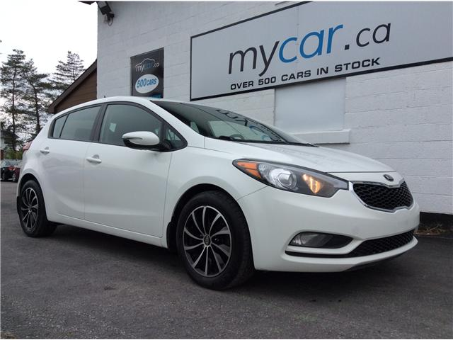 2015 Kia Forte LX Plus (Stk: 190695) in North Bay - Image 1 of 19