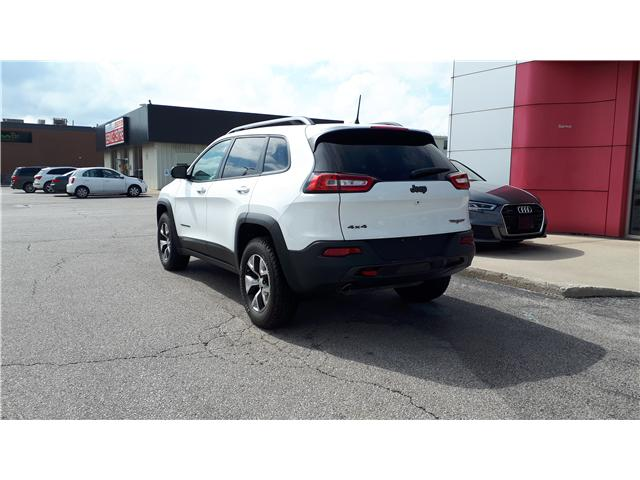 2018 Jeep Cherokee Trailhawk (Stk: JD500451) in Sarnia - Image 5 of 5