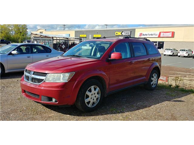 2009 Dodge Journey SXT (Stk: U0352A) in New Minas - Image 1 of 3