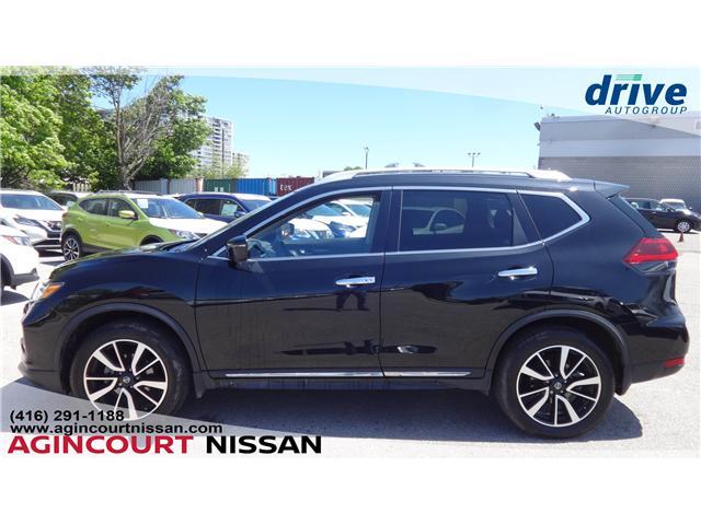 2018 Nissan Rogue SL w/ProPILOT Assist (Stk: U12531) in Scarborough - Image 2 of 25