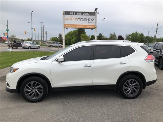 2016 Nissan Rogue SL Premium (Stk: -) in Kemptville - Image 2 of 28