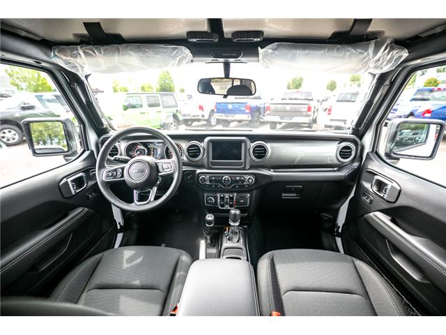 2019 Jeep Wrangler Unlimited Sahara (Stk: K596820) in Abbotsford - Image 15 of 22
