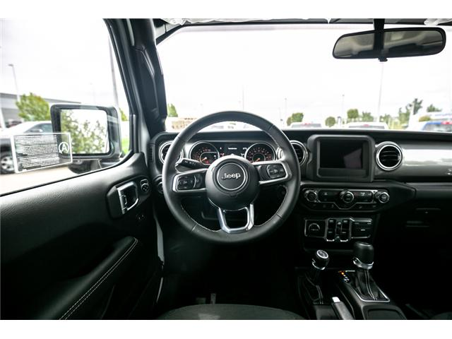 2019 Jeep Wrangler Unlimited Sahara (Stk: K596820) in Abbotsford - Image 16 of 22