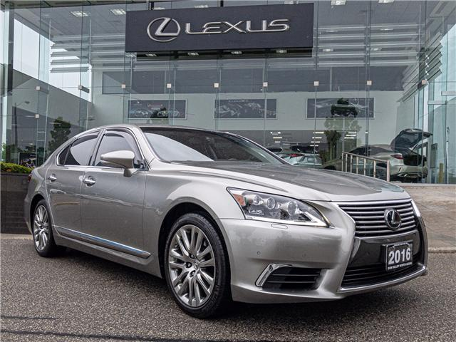 2016 Lexus LS 460 Base (Stk: 28110A) in Markham - Image 2 of 29
