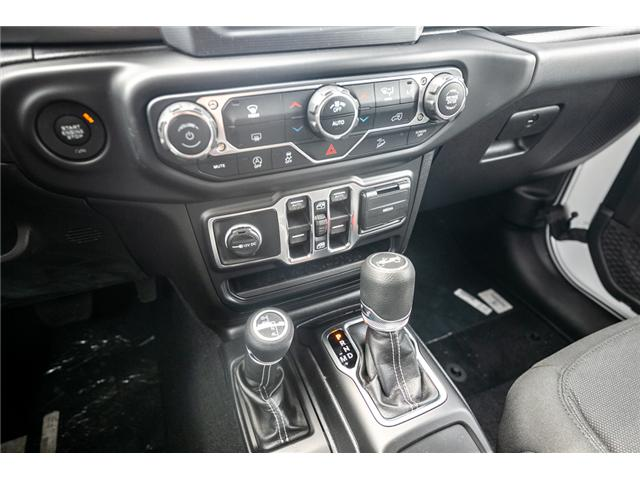 2019 Jeep Wrangler Unlimited Sahara (Stk: K596820) in Abbotsford - Image 22 of 22