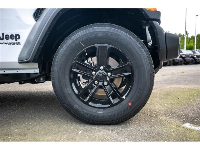 2019 Jeep Wrangler Unlimited Sport (Stk: K633721) in Abbotsford - Image 12 of 19