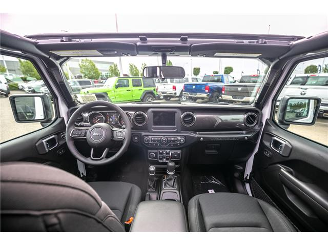 2019 Jeep Wrangler Unlimited Sport (Stk: K633721) in Abbotsford - Image 15 of 19