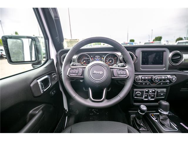 2019 Jeep Wrangler Unlimited Sport (Stk: K633721) in Abbotsford - Image 16 of 19