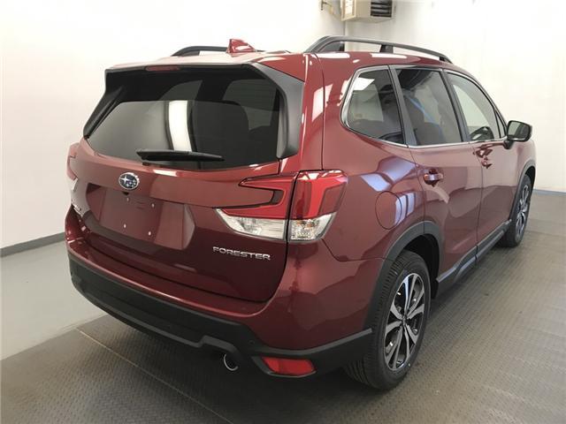 2019 Subaru Forester 2.5i Limited (Stk: 205816) in Lethbridge - Image 5 of 27