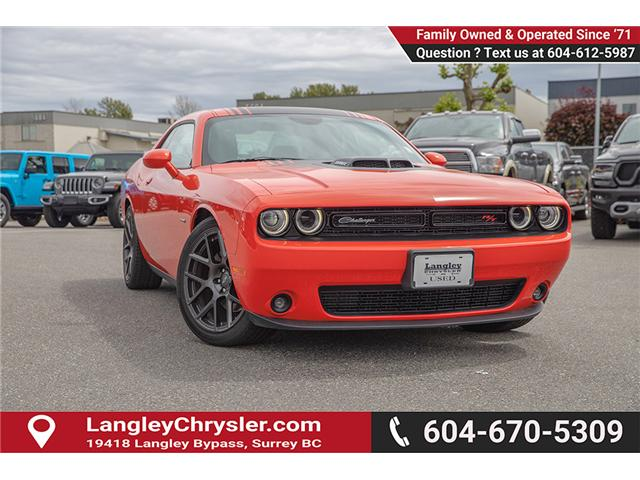 2017 Dodge Challenger R/T (Stk: EE909250) in Surrey - Image 1 of 26