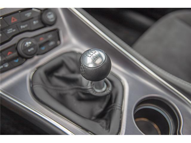 2017 Dodge Challenger R/T (Stk: EE909250) in Surrey - Image 24 of 26