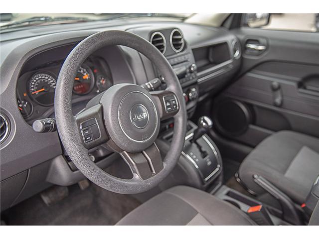 2015 Jeep Patriot Sport/North (Stk: EE909360) in Surrey - Image 10 of 21