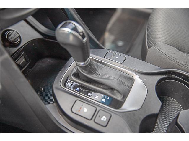 2016 Hyundai Santa Fe Sport  (Stk: EE908780) in Surrey - Image 21 of 24