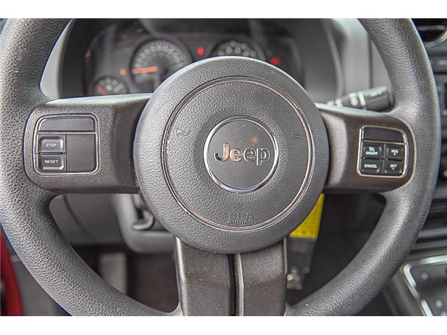 2015 Jeep Patriot Sport/North (Stk: EE909360) in Surrey - Image 17 of 21