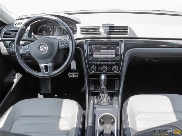 2015 Volkswagen Passat 1.8 TSI Comfortline (Stk: 51196) in Toronto - Image 16 of 30