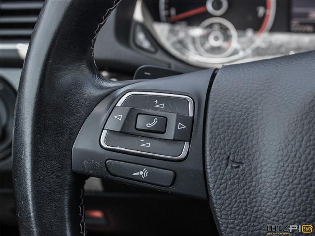 2015 Volkswagen Passat 1.8 TSI Comfortline (Stk: 51196) in Toronto - Image 19 of 30